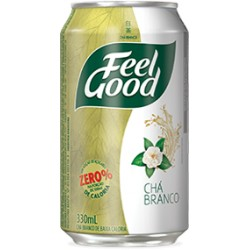 Feel Good Chá Branco Lata 330ml