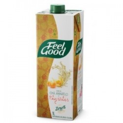 Feel Good Chá Amarelo com Physalis 1 Litro