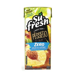 Sufresh Néctar Pêssego Light TP 200ml