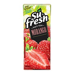 Sufresh Néctar Morango TP 200ml