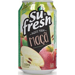Sufresh Néctar Maçã Lata 330ml